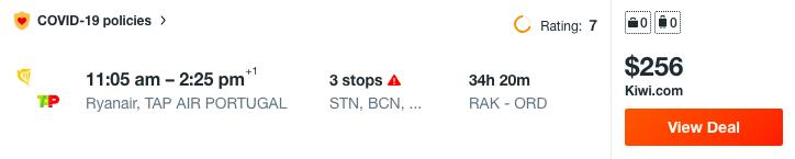 Multi City Flights vs one way flights