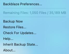 BackBlaze is easy to use
